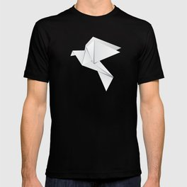 Origami dove T-shirt