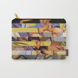Glitch Pin-Up Redux: Courtney Carry-All Pouch
