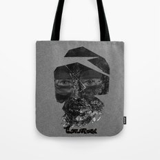 Tornface Tote Bag