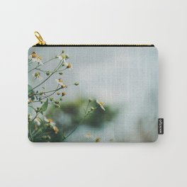 Daisies At Dawn Carry-All Pouch