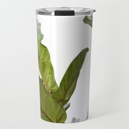 Fiddle Leaf Fig  |  The Houseplant Collection Travel Mug