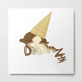 Sweet Dreamz Metal Print