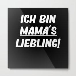 Mamas Favorite Metal Print
