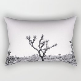 Joshua Tree Monochrome, No. 2 Rectangular Pillow