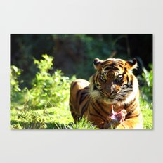 This Is Mine Canvas Print