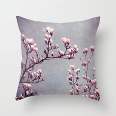 Melancholia Throw Pillow