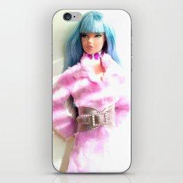 Lavender Lovely iPhone Skin