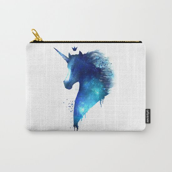 cosmic Unicorn Carry-All Pouch