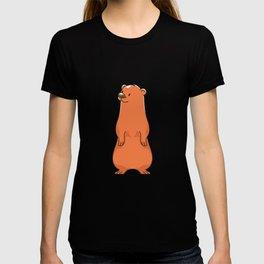 Otter Animal Gift T-shirt