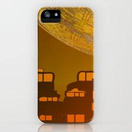 Atlante / LIGHT iPhone Case