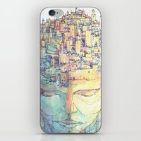 ashton irwin iPhone & iPod Skins featuring Fondamenta by Luca Massone