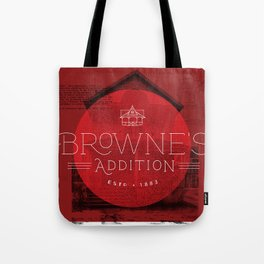 Browne's Addition Tote Bag