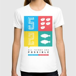 Matthew Mash Up T-shirt