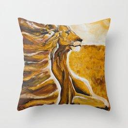 Aryeh Throw Pillow