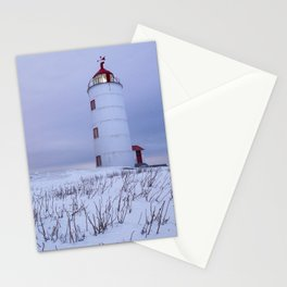 Phare de l'Île Verte Stationery Cards