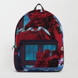 Red Swan Backpack