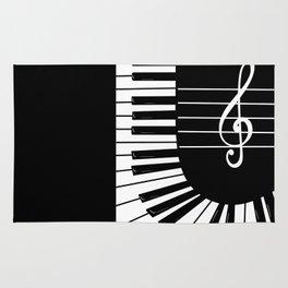 Piano Keys I Rug