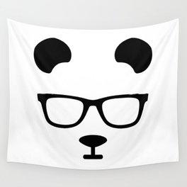 Nerd Panda Wall Tapestry