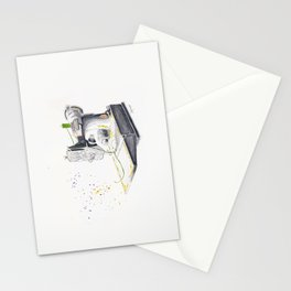 Vintage Singer Featherweight 221 Stationery Cards