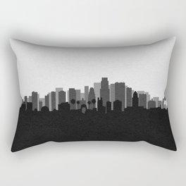 City Skylines: Los Angeles (Alternative) Rectangular Pillow