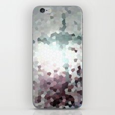 Hex Dust 1 iPhone & iPod Skin