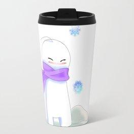 Sup Guy Is Cold Travel Mug