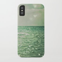Sea of Happiness iPhone Case