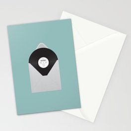MP33⅓  Stationery Cards