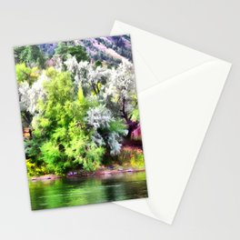 missouri shore Stationery Cards