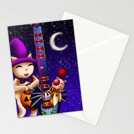 Fusion Keyblade Guitar #182 - Mogry of Glory & Pumpkinhead Stationery Cards