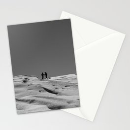 We'll Meet In The Middle Stationery Cards