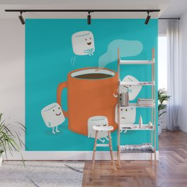Cannonball Wall Mural