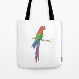 Caribe colors Tote Bag