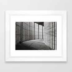 Chapel of Reconciliation in Berlin Framed Art Print