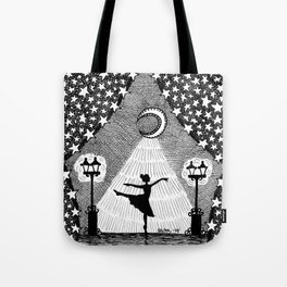 A Place in the Spotlight Tote Bag