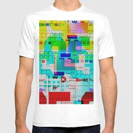 Glitch 002 T-shirt