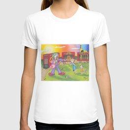 Circus Scare T-shirt