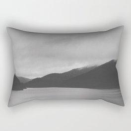 Bonjour Tristesse Rectangular Pillow