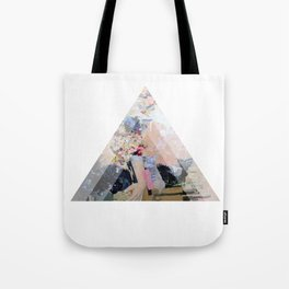 Found object design Tote Bag