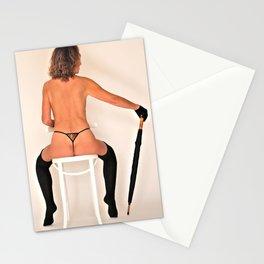 Sexy Model Stationery Cards