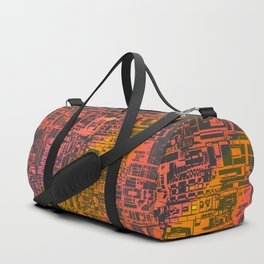 Where Are YOU / Density Series Duffle Bag