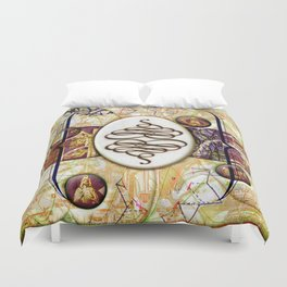 Amy (#TheAccessoriesSeries) Duvet Cover