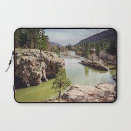 Animas River Colorado Laptop Sleeve