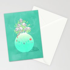 A Bouquet of Sins Stationery Cards