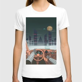Night driver T-shirt