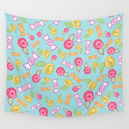 Candy Dreams Wall Tapestry