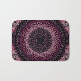 Rosewater Tapestry Mandala Bath Mat