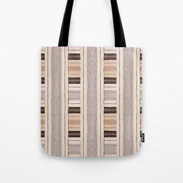 Flat Weavin 3 Tote Bag