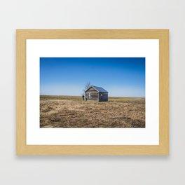Adam Hoffman Homestead 9 Framed Art Print