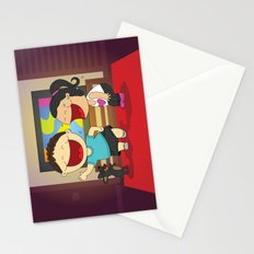 Dancing! Stationery Cards